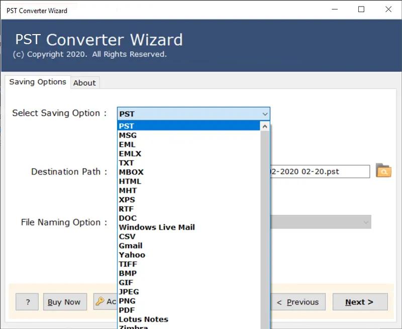 SysKare PST to PDF Converter
